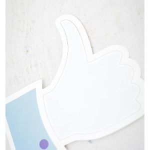 facebook like photobooth props