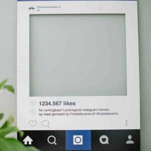 Instagram Frame - Succesvolle fotomarketing