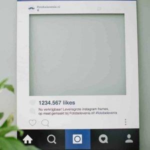 Instagram Frame - Succesvolle fotomarketing