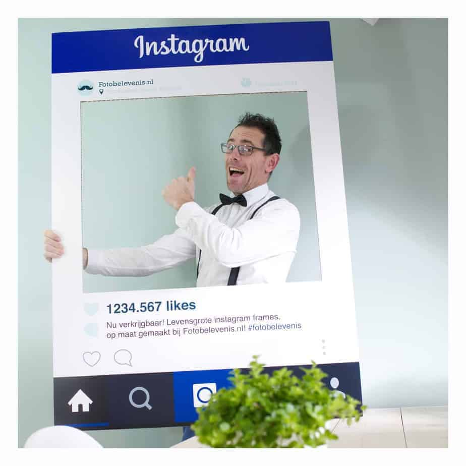 Instagram Frame Fotomarketing