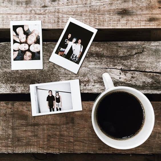 polaroid foto afdrukken