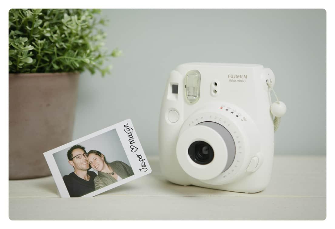 Fujifilm Instax mini 8 huren