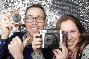 Polaroid camera hure